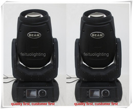 Wholesale Spot Moving Head Light Wash - 2Xlot beam wash spot 3in1 moving head light beam 10r 280w moving light,beam 280 moving head dmx stage light