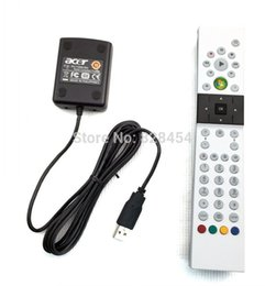 Wholesale Philips Remote - Wholesale- For Acer RV_11000 MCE USB IR Receiver and for philips Media Center remote control RC6