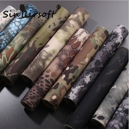 Wholesale Camouflage Adhesive Tape - SINAIRSOFT Outdoor Self Adhesive elastic Camouflage Cloth Camouflage Tape 150x30cm Super Elastic Tape for Camping Combat Hunting Fishing