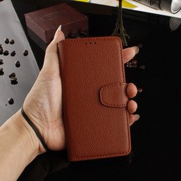 Wholesale Galaxy S Book Case - Mewah Book Style Dompet Coque Untuk Samsung GALAXY S6 Kasus Kulit Ponsel Berdiri Kasus Untuk SAMSUNG S 6 G9200 S6 Penutup Fundas