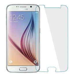 Wholesale Galaxy S3 Screen Protectors Matte - Galaxy S6 S7 S3 S4 S5 Note 3 4 5 Tempered Glass Film Screen Protector Explosion Proof For Samsung
