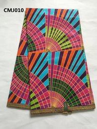 Wholesale Cheap Wax Print Fabric - Cheap african wax print fabric hot sale wax print fabric 100% cotton ankara african wax prints fabric 6yards piece