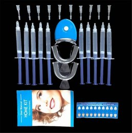 Wholesale Tooth Whitening Trays - Teeth Whitening Dental Bleaching System Tooth Whitener Whitening Gel Dental Trays Care Whitening Home Kit Dental Equipment W1346