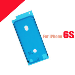 "Wholesale free iphone stickers - Higt Quality Waterproof 3M Pre-Cut Adhesive Glue Tape For iPhone 7G 6S 4.7 5.5"" 7 Plus Front Housing Frame Sticker Free shipping"