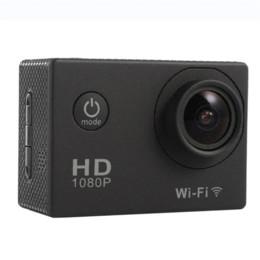 Wholesale Sd Lcd Digital Camera Mini - 1080P Full HD Sport DV Mini Action Wifi Cameras 2.0 inch LCD Screen 30M Waterproof Mini Camcorder Digital Photo Cameras
