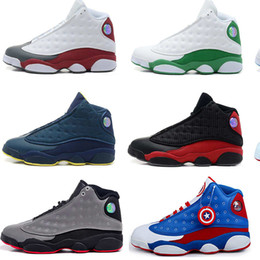 Wholesale Sport Comfort Sneakers - 2017 New arrival Men's Air 13 Future Basketball shoes, top quality,Fashion Comfort Sports Athletic running shoes sneakers size 8-13