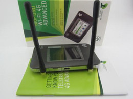 Wholesale Mobile 4g Band - Unlocked Netgear Aircard 782S (AC782S) 4G LTE Mobile Hotspot CAT4 Wifi Router 4G LTE band 1 3 7 8 (900  1800 2100 2600 MHz