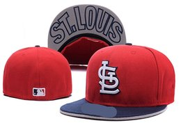Wholesale Mlb Fitted - New Arrival MLB Cardinals Snapback Sport Hats Caps Fitted Snapbacks Snap-back Adult Hat Cap