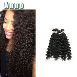 Virgin h hair weaving reviews head chains for hair buying guides angel hair brazilian deep wave virgin hair 4pcs brazilian wet and wavy hair remy 8a grade virgin unprocessed human h pmusecretfo Gallery