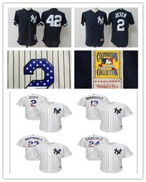 Wholesale USA Flag York NY Yankees Derek Jeter Jersey Don Mattingly Gary Sanchez Alex Rodriguez Babe Ruth White Cool Base stitched Baseball Jersey