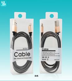 Оптовые новые мешки волдыря PVC для кабелей USB 2m упаковывая коробки для кабелей данным ПО Samsung яблока HTC пластичные коробки пакета от