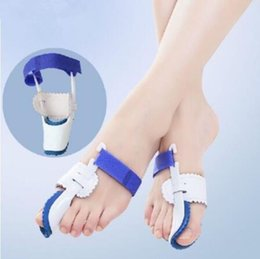 Wholesale Foot Pain Bunions - Foot Thumb Corrector Of The Big Toe Bunion Corrector Splint Toe Straightener Foot Pain Relief Hallux Valgus Pro Pedicure CCA7447 500pair