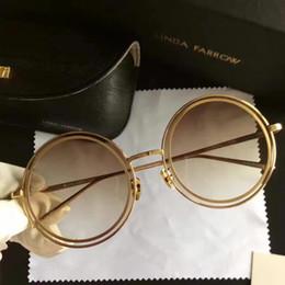 Distributeurs En Gros Sunglasses Ligne Linda Farrow y6Ybfv7g