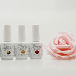 Wholesale Nail Salon Products Wholesale - 100pcs Nails Salon Best Selling Products Uv Color Nail Gel Polish For Nail Art Gel Lacquer Harmony Gelish Base Coat & Top coat