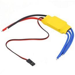 Wholesale Rc Esc Brushless Bec - RC BEC 30A ESC Brushless Motor Speed Controller