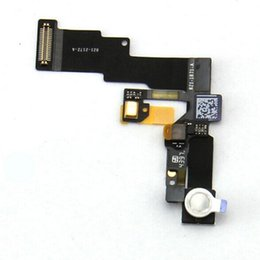 "Wholesale Sensors For Lights - High Quality Front Facing Camera Proximity Light Sensor Flex Ribbon Cable iPhone 5 5s 5c 6 Plus 4.7 "" 5.5 "" 6S plus"
