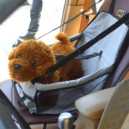 Wholesale Car Dog Mat - New PVC Pet Dog Cat Car Seat Bag Carriers Small Animal Pet Dog Mat Blanket Cover Mat Protector Breathable Waterproof