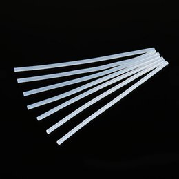 Wholesale Dig Tool - 7mmX270mm Hot Sale Transparent Clear Electric Heating Hot Melt Glue Stick Plastic Dig For Glue Gun Repair Tools ZA1871