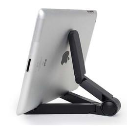 Evrensel Esnek Ayarlanabilir Fold-Up Standı Tutucu Taşınabilir Tablet Montaj Braketi Tripod Cradle iPhone Samsung iPad Mini Tablet PC ... nereden taşınabilir katlanır ayaklık tedarikçiler