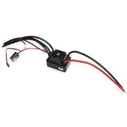 Wholesale Rc Truck Waterproof - F17814 Hobbywing EZRUN WP SC8 120A Waterproof Speed Controller Brushless ESC for RC Car Short Truck