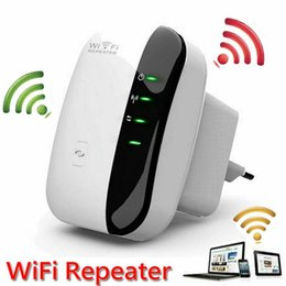Wholesale Networking Wireless Routers - WR03 Wifi Repeater 802.11n b g Network 300Mbps WiFi Routers Range Expander Signal Booster Extender WIFI Ap Wps Encryption