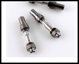 Wholesale Dual Coil Cartomizers - o pen vape dual coil cartridge glass tank bud touch bbtank e cigarette mini tank 1.0ml heavy oil burner thc oil smoking cartomizers