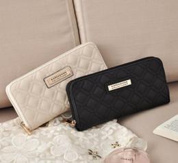 Vendre des pièces en Ligne-2017 Vente Chaude Kk Portefeuille Longue Design Femmes Portefeuilles En Cuir PU Kardashian Kollection High Grade Clutch Bag Zipper Coin Bourse À Main