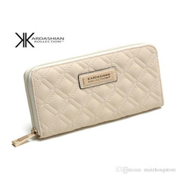 Wholesale Clutches For Wedding - 2017 Brand clutch bags KARDASHAN KOLLECTION KK wallet bags woman designer handbag wholesale price purse bags for wedding free shipping