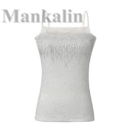 Wholesale White Work Shirts For Women - One Size Summer Fashion Sexy Bottoming Shirts For Women Ladies Work Wear Bottom Shirt Ladies Clothes Clothing Free Size White