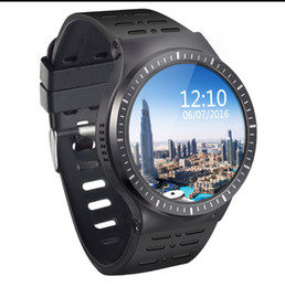 "Wholesale Used Kids Quad - S99B Smart watch MTK6580 Quad Core 512MB Ram 8GB Rom 1.33"" Round Android 5.1 Heart Rate Monitor 3G WCDMA GPS WIFI"