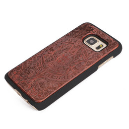 Wholesale Cell Phones Accessories For Sale - U&I ®Best sale wood cell phone case for Samsung S7 edge Premium mobile phone accessories case