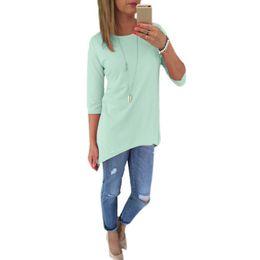 Wholesale Ladies Half Sleeve Chiffon Tops - Sexy Fashion Tshirt Women Tops Summer Beach O Neck Half Sleeve Print Pattern Ladies Women T Shirt Female Tops 2017 New