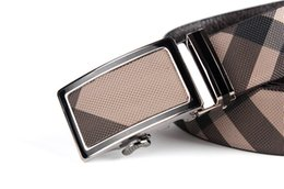 Wholesale Girls Brown Leather Belts - 2017 belts designer belts luxury top cowhide mens designer belt high quality belt genuine leather belts for men women