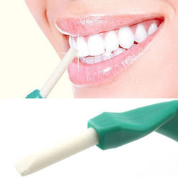 Wholesale Teeth Whitening Stick 25 - Hyper Dental Peeling Stick + 25 Eraser Teeth Whitening Pen Cleaning Teeth Tools