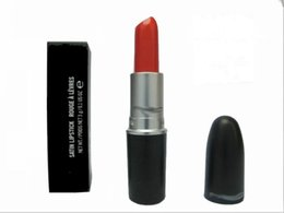 Wholesale Lipstick Factory - Factory Direct DHL Free Shipping New Makeup Lips MCCC Matte Lipstick!3g