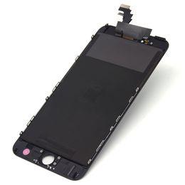 Китай дигитайзер экранного экрана онлайн-20 шт. Alibaba Китай ЖК-дисплей для iPhone 6S плюс ЖК-дисплей с сенсорным экраном Digitizer Ассамблеи замена черный белый