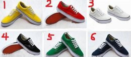 """Wholesale Off Wall Canvas - 2016 free shipping men's women's Classic """"OFF THE WALL"""" unisex Low-top Canvas Shoes Sneakers Shoe sport shoes All Color and Size.Size:35-45"""