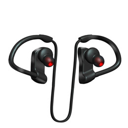 Wholesale Stereo Headphones Noise Cancellation - Bluetooth Headphones U12 Bluetooth Earbuds, IPX7 Waterproof V4.1 with Noise Cancellation Technology, Wireless Headphones w  Microphone Sport