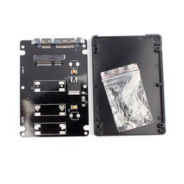 Wholesale Mini Pcie Msata - Wholesale- Superior Mini pcie mSATA SSD To 2.5Inch SATA3 Adapter Card With Case
