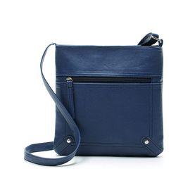 Wholesale Sales Fashion Leather Bag - Wholesale-2016 New Style Minimalist Crossbody Bag Women Ladies Fashion Small Shoulder Bag PU Leather Women Messenger Bags bolsas Hot Sale