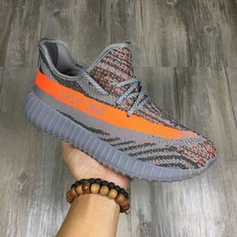 Wholesale Cheap Cycle Shoes Free Shipping - 2017 Wholesale Discount Cheap New Y 350 Boost V2 Running Shoes For Sale Men Women PLY-350 Y Sports Shoes Free Drop Shipping