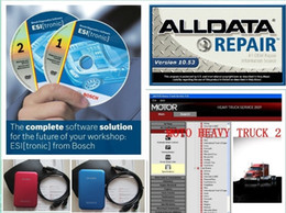 Wholesale Data For Cars - 2018 Alldata and mitchell on demand softwar 2015+ElsaWin+vivid workshop ect all data 50 in1tb usb hdd work for all car and truck