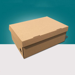 Wholesale Flat Sponges - Shoes original box Protect the shoes in transport , Not independent sales, this link for box postage