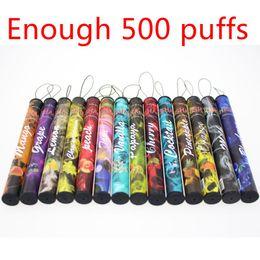 Wholesale Disposable Flavour E Cigarette - Wholesale-100pcs lot shisha pens Disposable cigarette E hookah pen disposable elctronic cigarette enough 500 puffs 34 flavours