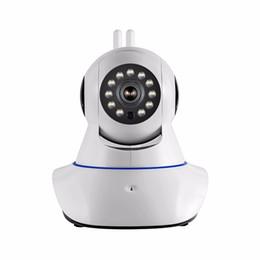 Cámara con doble antena Cámara IP inalámbrica WIFI Megapixel 720p HD interior Seguridad inalámbrica Digital CCTV Cámara IP + 32G TF tarjeta de memoria MOQ; 1PCS desde fabricantes
