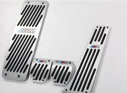 Envío gratis para BMW para X1 / X3 / E46 / E90 / E90 / E93 / E87 / 3 departamento / nueva 1 pedales de acelerador de metal deslizante MT # 4350 desde fabricantes