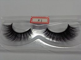Wholesale Tools For Thick Hair - 10 Pairs 3D Lashes Women Long Makeup Cross Thick False Eyelashes Natural Handmade Eye Lashes Extension For Lady Girl Makeup Beauty Tools