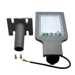 Wholesale Polish Thinner - 4pcs 40W 80W 85-265V Ultra Thin Lightweight Mini LED Street Light Garden Park Farmland Wall Lamp Outdoor Floodlight Lighting