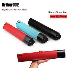 Wholesale Speaker For Laptop Pc - 10W Big Power Magic Sound Portable Bluetooth Speaker Music Soundbar Stereo 3D Surround Subwoofer FM USB for Phone PC Laptop Y38