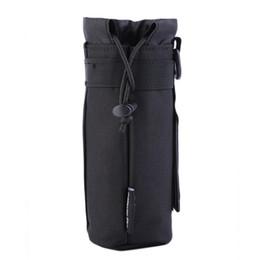 Al aire libre Tactical Gear Sistema Militar Botella de Agua Bolsa Kettle Pouch Holder al por mayor desde fabricantes